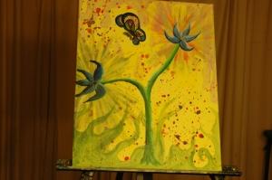 split flower 2