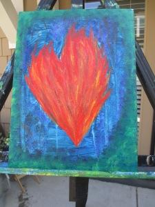 Heart on Fire 004