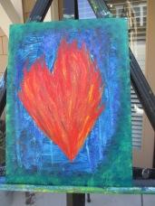 Heart on Fire 005