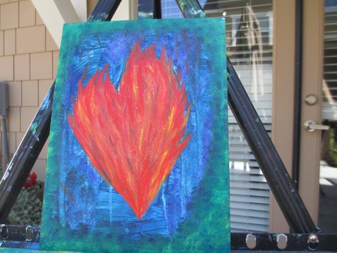 Heart on Fire 006